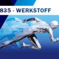 1.4835 - Das Werkstoffdatenblatt
